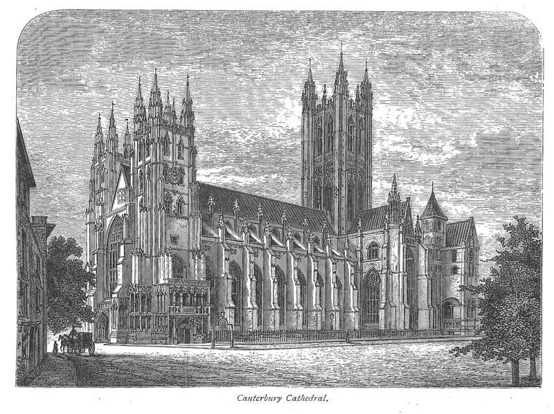 Saint Anselm by Richard W. Church 1