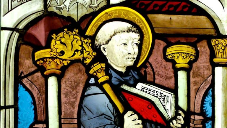 St Bernard of Clairvaux by Richard S. Storrs
